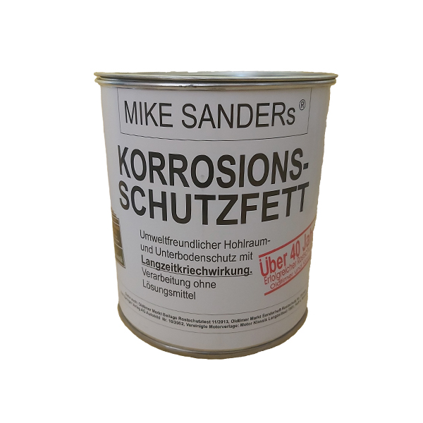 Korrosionsschutzfett 750g - Mike Sander