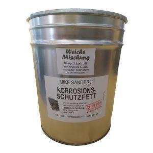 Korrosionsschutzfett Weiche Mischung 24kg - Mike Sander