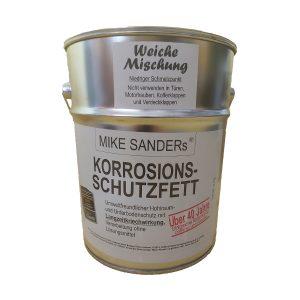 Korrosionsschutzfett Weiche Mischung 4kg - Mike Sander
